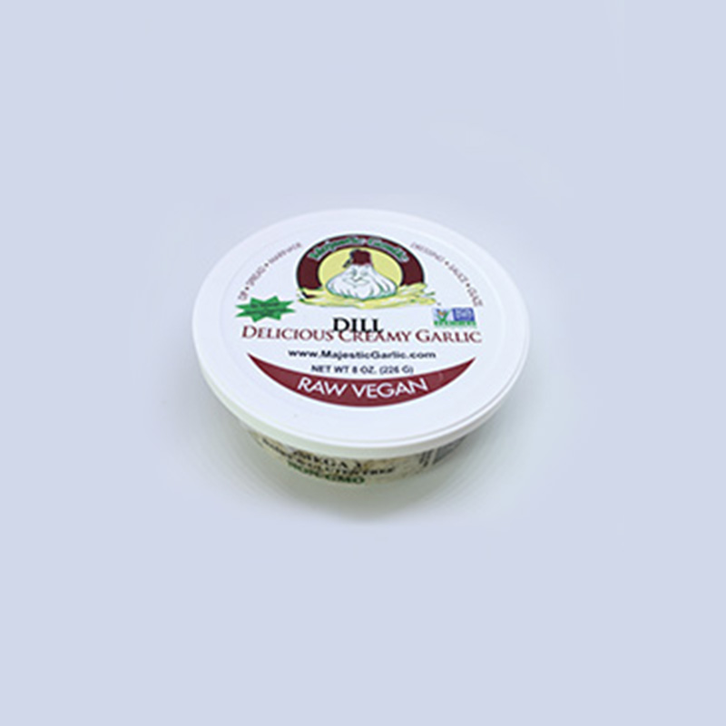 dill-garlic